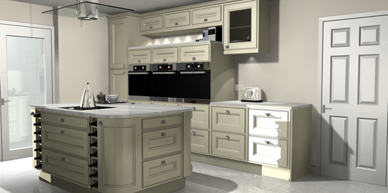 Simple Interior Concepts: Plan Your Kitchen with Kitchen ...