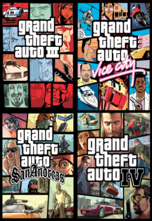 GTA Ultimate Six Games Free Download Rip Full Version