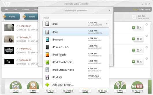 Freemake Video Converter 4.1.10.15 Key Free [Download] Free