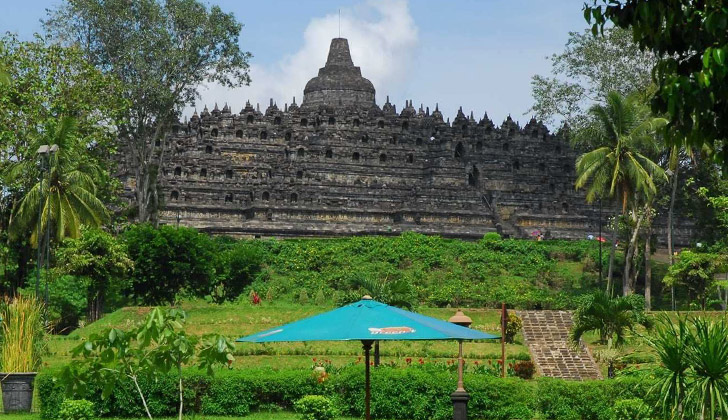Borobudur Temple heritage sites