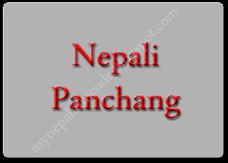 Nepali Panchang - Daily Tithi, Yog, Nakshyatra