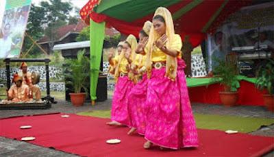 Tari Anitu, Tarian Tradisional Dari Sulawesi Tengah