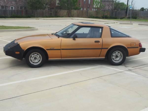 Daily Turismo: Copper Magic: 1980 Mazda RX-7