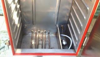 cách vệ sinh tủ nấu cơm