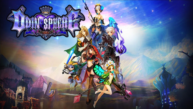 Odin sphere hd remaster will be released in english in 2016.