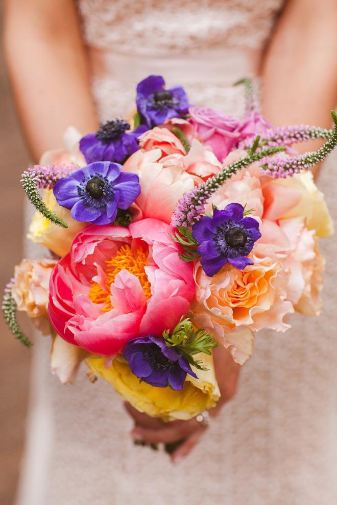 Summer Wedding Flower