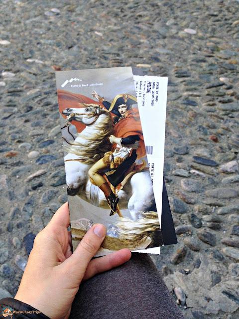 Avengers, forte di bard, age of ultron, napoleone, valle d'aosta