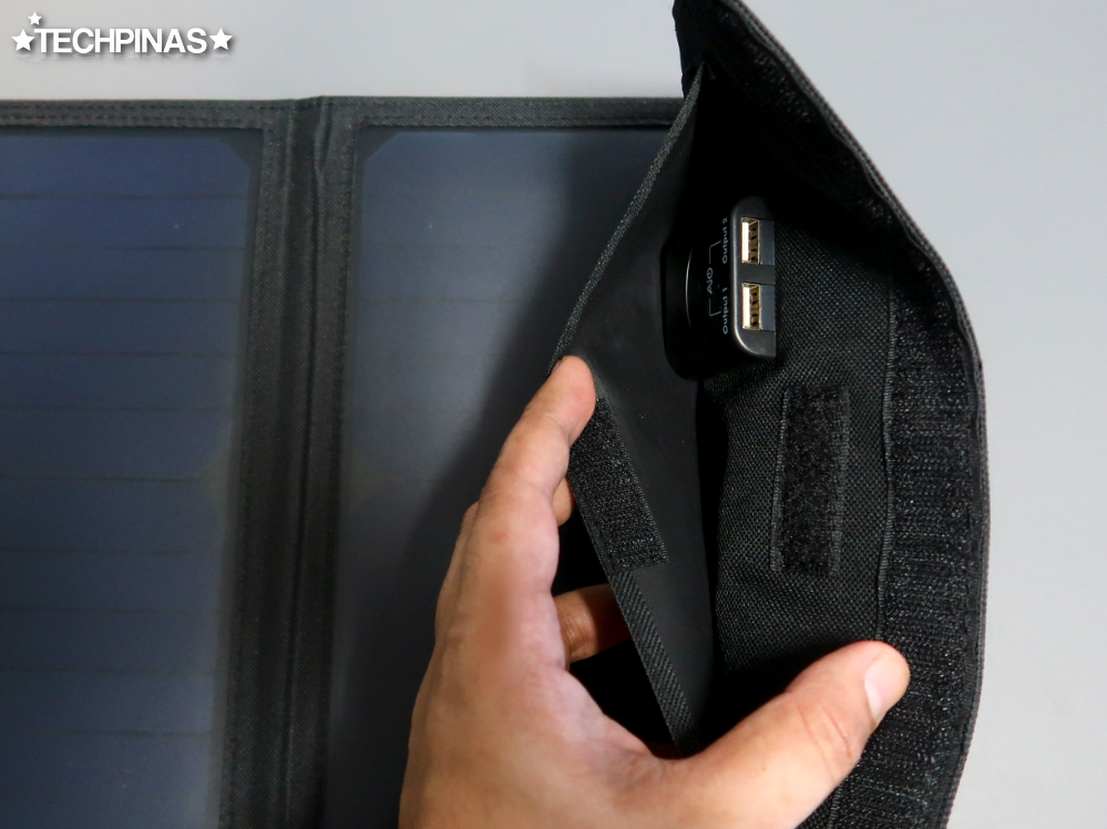 Aukey Solar Charger for Smartphones and Tablets
