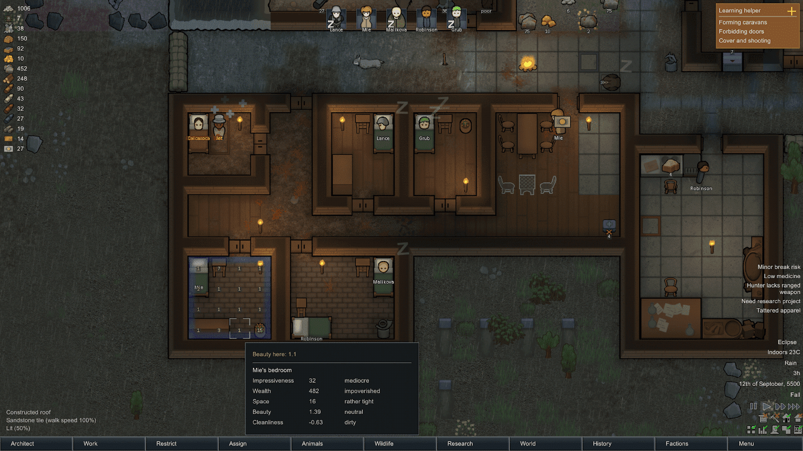 blog Habrador com: Why RimWorld sold more than 1 million copies