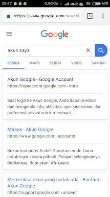 Cara Merubah Umur Akun Google Terbaru