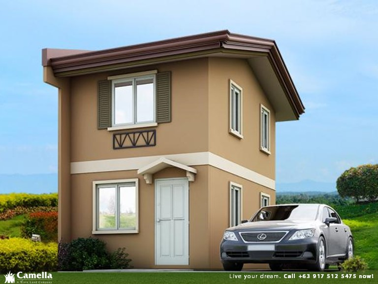 Mika - Camella Cerritos| Camella Affordable House for Sale in Daang Hari Bacoor Cavite