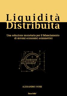 Liquidità Distribuita, libro di Alessandro Nosei