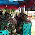 Dandim 0308/Pariaman Letkol Arm Heri Pujiyanto S.Sos Bentuk Kepedulian, Beri Bantuan Sembako Pada Korban Bencana Longsor.