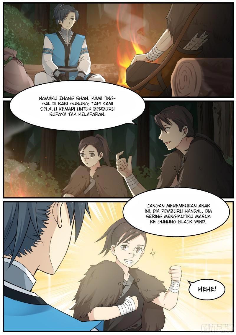Baca Komik Martial Peak Chapter 20 Bahasa Indonesia Page 5