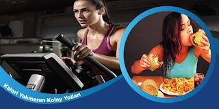 Kalori Yakmanın Kolay Yolları