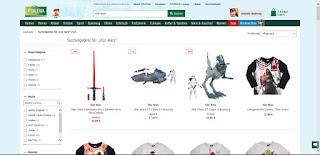 Bestellen Sie jetzt bei Galeria Kaufhof Star Wars Fanartikel, Kleidung und Spielzeug auf Rechnung