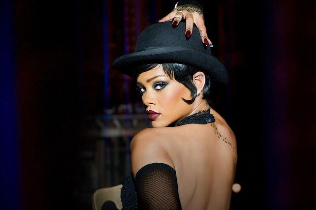 Rihanna fait une danse burlesque dans Valerian