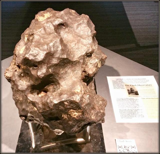 357 pound meteorite