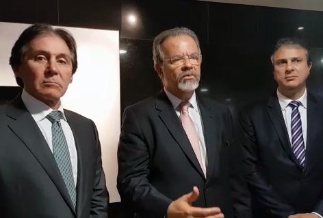 Segurança: ato marca Ceará como sede do Centro Integrado de Inteligência do Nordeste