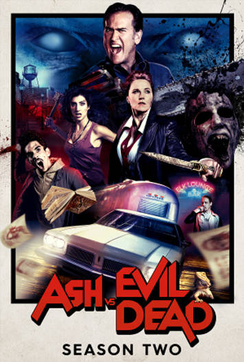 Ash vs Evil Dead Temporada 2 HD 720p Latino Dual x264