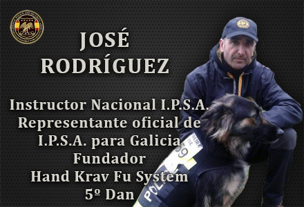 JOSE RODRIGUEZ INSTRUCTOR NACIONAL INTERNATIONAL POLICE AND SECURITY ASOCCIATION IPSA