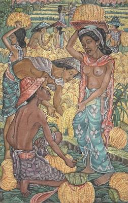 arte balinese - balinese painting