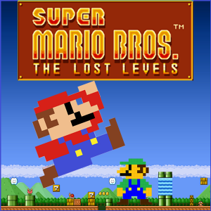 Super Mario Bros The Lost Levels Now At The Eshop Biogamer Girl