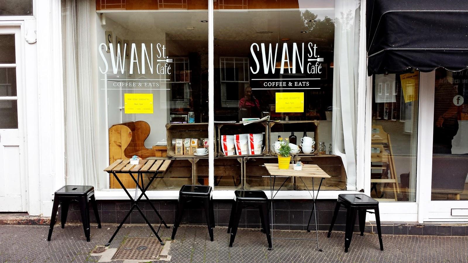 Swan Café Cape Town: Cake My Day London: Swan Street Café (ME19 6JU