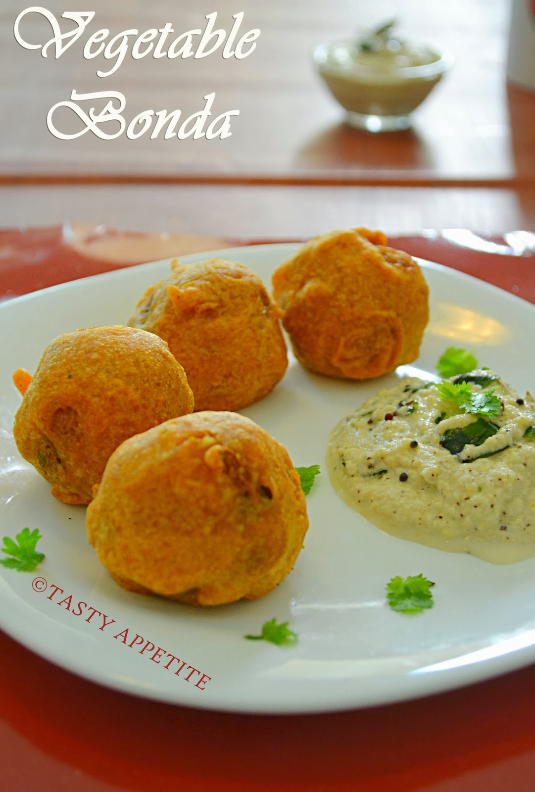 Vegetable bonda step by step recipe easy snacks recipes forumfinder Images