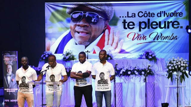 Papa Wemba Tribute