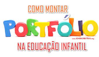 Vídeo Aula Como Montar Portfólio na Educação Infantil