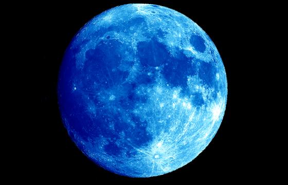 Lua Azul Janeiro 2018
