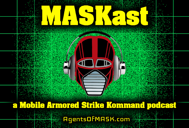 MASKast 53: Sharon Noble/Brendan McKane Interview