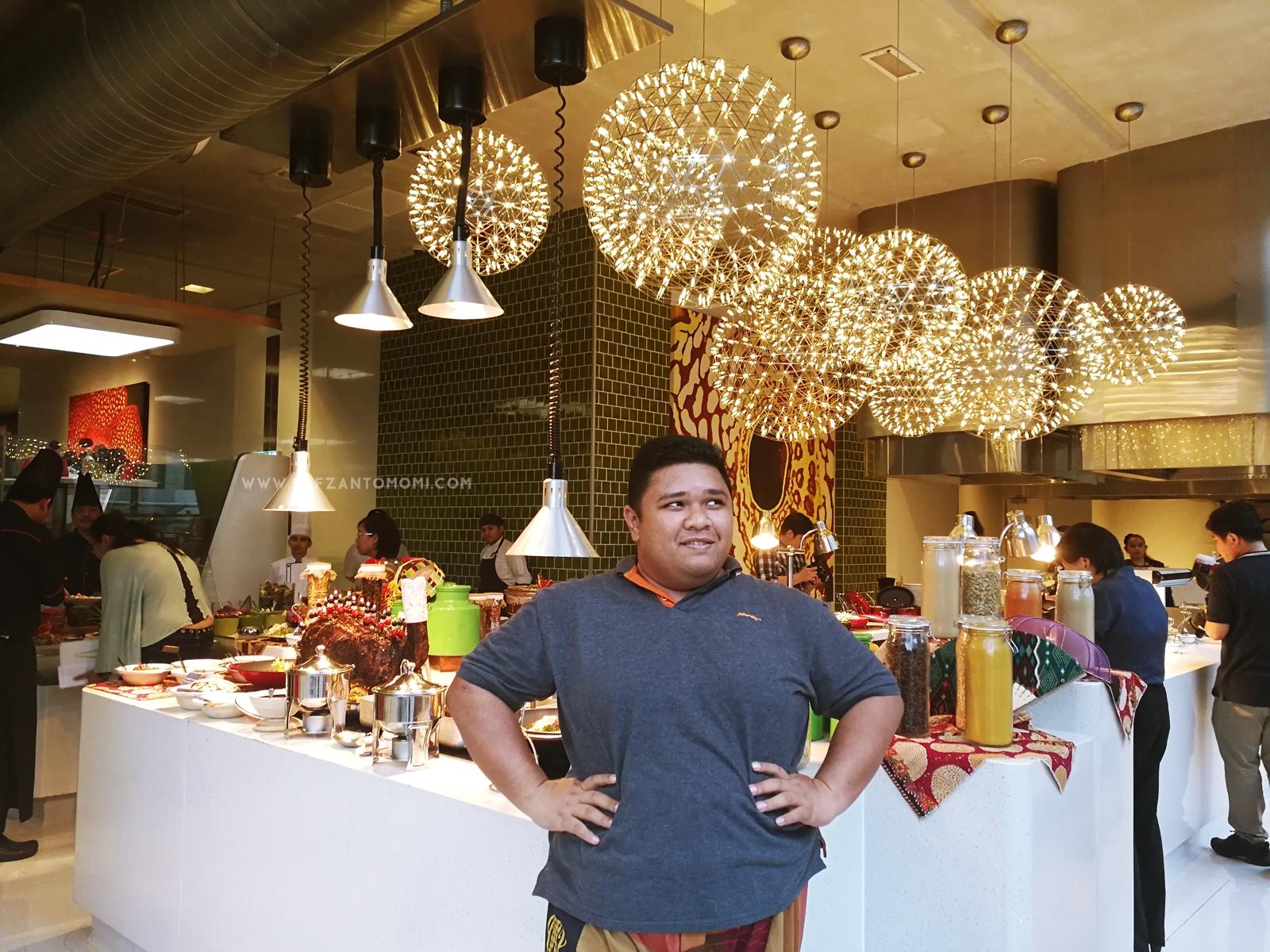 """Buffet Ramadhan 2018 - """"The Joms Buka"""" Di Nook, Aloft Kuala Lumpur Sentral"""
