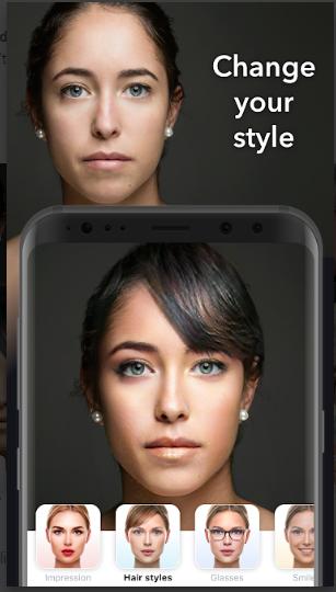 Aplikasi Ganti Wajah untuk Android FaceApp Apk