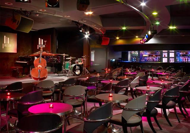 Jazz Club Etoile em Paris