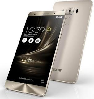 SMARTPHONE ASUS ZENFONE 3 DELUXE 5.5 - RECENSIONE CARATTERISTICHE PREZZO