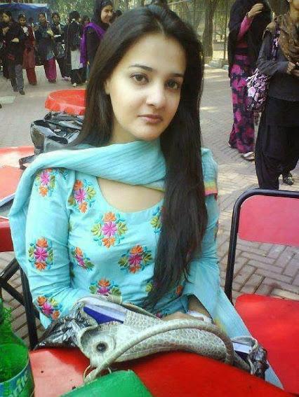 desi girl in suit salwar