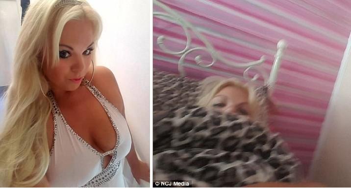Ανεξήγητο: κάτι έβγαλε φωτογραφία μια γυναίκα στο κρεβάτι της με το τηλέφωνό της, και η ίδια δεν είδε κανέναν.