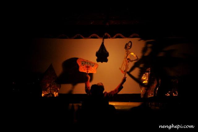 Pertunjukan Wayang Kulit Tirta Satria Negari
