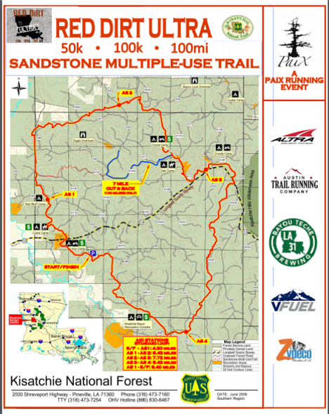 Red Dirt Ultra: Race Doc Kisatchie National Forest Map Official on louisiana maps, hoosier national forest hiking maps, inyo national forest maps, chippewa national forest maps, great smoky mountains national park maps, beaverhead-deerlodge national forest maps, cleveland national forest maps, hiawatha national forest maps, wayne national forest maps, malheur national forest maps, uncompahgre national forest maps, plumas national forest maps, talladega national forest hunting maps, shawnee national forest hunting maps, dixie national forest maps, chattahoochee national forest maps, bankhead national forest trail maps, sam houston national forest hiking maps, george washington national forest maps, tahoe national forest maps,