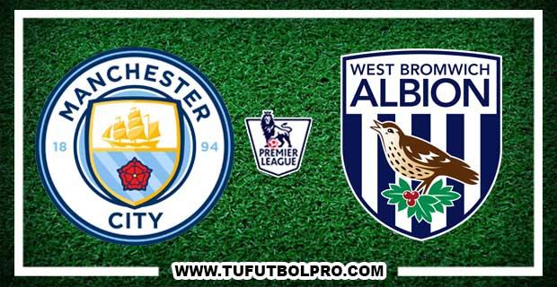 Ver Manchester City vs West Bromwich Albion EN VIVO Por Internet Hoy 16 de Mayo 2017