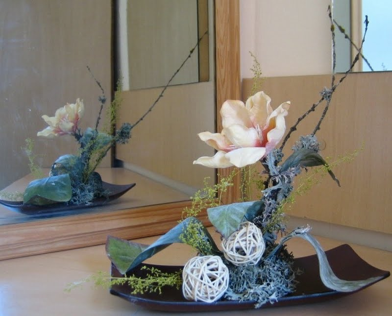 Ecoflowersboutique 95100101 Aranjamente Flori Artificiale Pentru