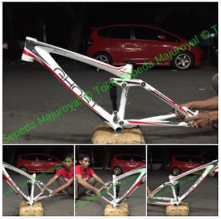 Frame 27,5 inch Ghost RT5900