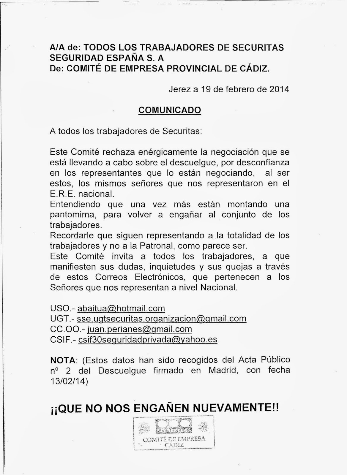 https://sites.google.com/site/sindicatoprofesionalspv/Comunicado%20Comite%20Securitas%20Cadiz%2019-02-14.pdf