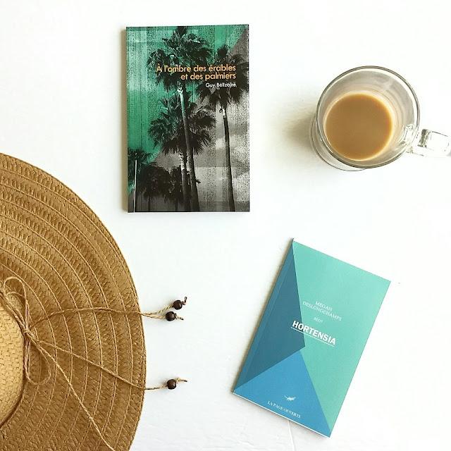À l'ombre des érables et des palmiers de Guy Bélizaire