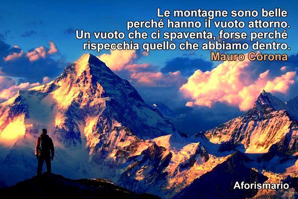 Frasi Celebri Sulla Montagna