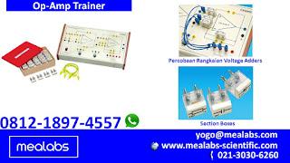 Alat peraga elektro amplifier