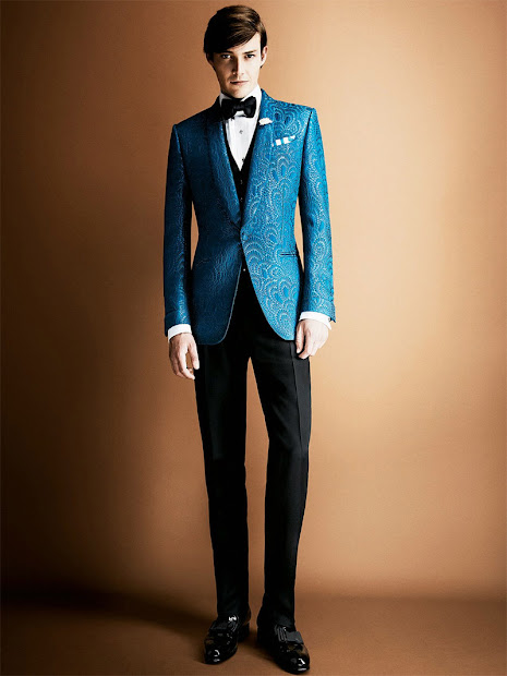Tom Ford Suits 2013