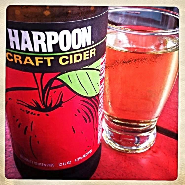 Harpoon Craft Cider Beer Advocate